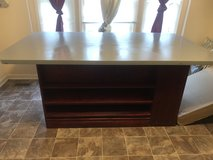 Solid Wood Table/Island/Desk in Fort Campbell, Kentucky