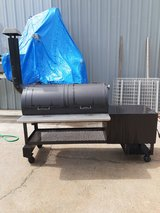 CUSTOM 24' BBQ PIT in Spring, Texas