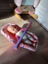 Various baby toys in Spangdahlem, Germany