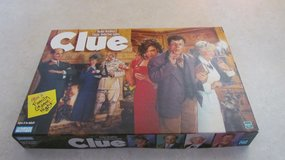 Clue (game) in Naperville, Illinois