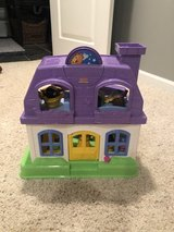 Fisher Price little people house in Naperville, Illinois