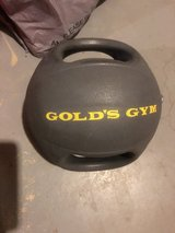 Gold's Gym Ball in Naperville, Illinois