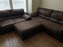 Couch, Loveseat, Ottoman, Chair in Conroe, Texas