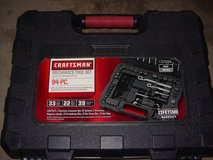 94 pc. craftsman toolset in Fort Knox, Kentucky