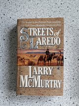 Larry McMurtry American West novels in Ramstein, Germany