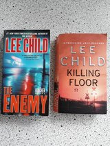 Lee Child thrillers in Ramstein, Germany
