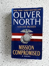 Oliver North novels in Ramstein, Germany