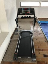 Programmable 10 MPH Treadmill  US Designed-European Manufactured (220V) in Ramstein, Germany
