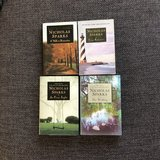Nicholas Sparks Novels 3 - A Walk to Remember, At First Sight, The Wedding, True Believer (PB) in Ramstein, Germany