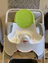 Fisher Price height adjustable potty chair in Lakenheath, UK