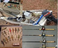 Cash for Fishing Stuff, I buy boats, rods and reels, tackle, send me a message in Fort Benning, Georgia