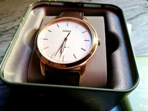 FOSSIL Mens watch, new w.box in Ramstein, Germany