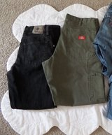 Mens Wrangler and Dickie Jeans in Kingwood, Texas