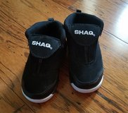 Black/White Shaq Shoes, Toddler Size 7 in Fort Campbell, Kentucky