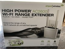 Hi power Wi-Fi Range Extender. Up to 12,000 sq ft in Ramstein, Germany