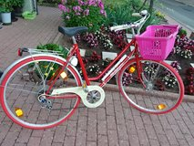 """Vintage bicycle 28"""", Bike for daily use, street-safe by german regulations good condition in Ramstein, Germany"""
