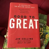 Good to Great by Jim Collins in Aurora, Illinois