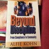 Beyond Discipline by Alfie Kohn in Aurora, Illinois