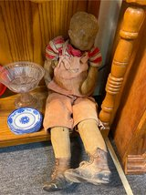 Old doll in 29 Palms, California