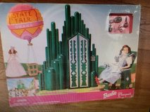 Barbie Wizard Of Oz State Fair Omaha Doll Play Set Mattel New - $25 in Naperville, Illinois