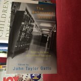The Exhausted School by John Taylor Gatto in Naperville, Illinois