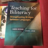 Teaching for Biliteracy by Karen Beeman in Aurora, Illinois