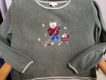 Christopher & Banks Fall Sweater Size Small Fits Petite, Also Preteen in Naperville, Illinois