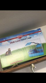 Multi Level Ferret Cage in The Woodlands, Texas