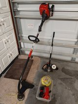 Troy-Bilt String Trimmer with Extras in Camp Lejeune, North Carolina