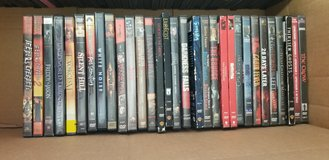 Scary movie DVD's in Kingwood, Texas