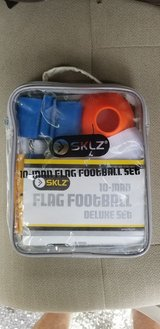 Flag football set NEW in Okinawa, Japan