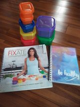 21day fix containers and recipe book fixate in Okinawa, Japan