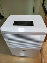 60 pints Midea dehumidifier in Okinawa, Japan