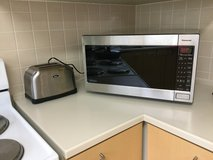 Panasonic Microwave in Okinawa, Japan