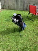 U.S. Kids Golf clubs in Okinawa, Japan