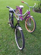 "Pair of his & her 26"" tire Schwinn Cruiser bike - bicycles in Spring, Texas"