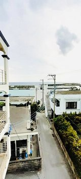 American apartment in Yomitan(Torii,Kadena gate1)-move in ready- in Okinawa, Japan