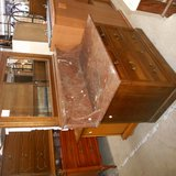 Antique Dresser with Mirror      Article number: 046698 in Ramstein, Germany