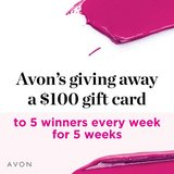 Avon Giveaway in Baytown, Texas