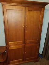 TV Stand Armoire in Beaufort, South Carolina