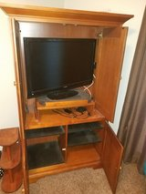 Armoire TV Stand in Beaufort, South Carolina