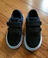 Boys Black Canvas Shoes, Toddler Size 7 in Fort Campbell, Kentucky