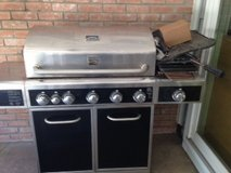 Large Sears Kenmore 5 Burner Propane Grill in Kingwood, Texas
