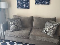 Free Gray Couch in Conroe, Texas