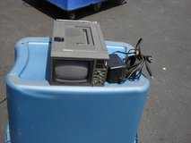 "MULTITECH 5 "" PORTABLE B/W TV-AM/FM RADIO in Naperville, Illinois"