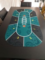 New Poker Table Mat in Okinawa, Japan