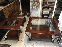 Coffee Table and Two End Tables.  Excellent Condition. in Kingwood, Texas