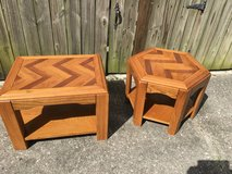 2 End Tables for $50 in Kingwood, Texas