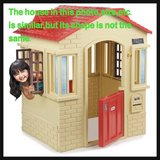 **LITTLE TIKES Children Play Kitchen And House Set** in Okinawa, Japan