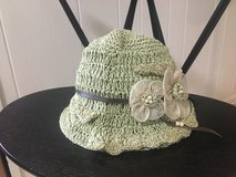 Cute Girls Crocheted Hat in Naperville, Illinois
